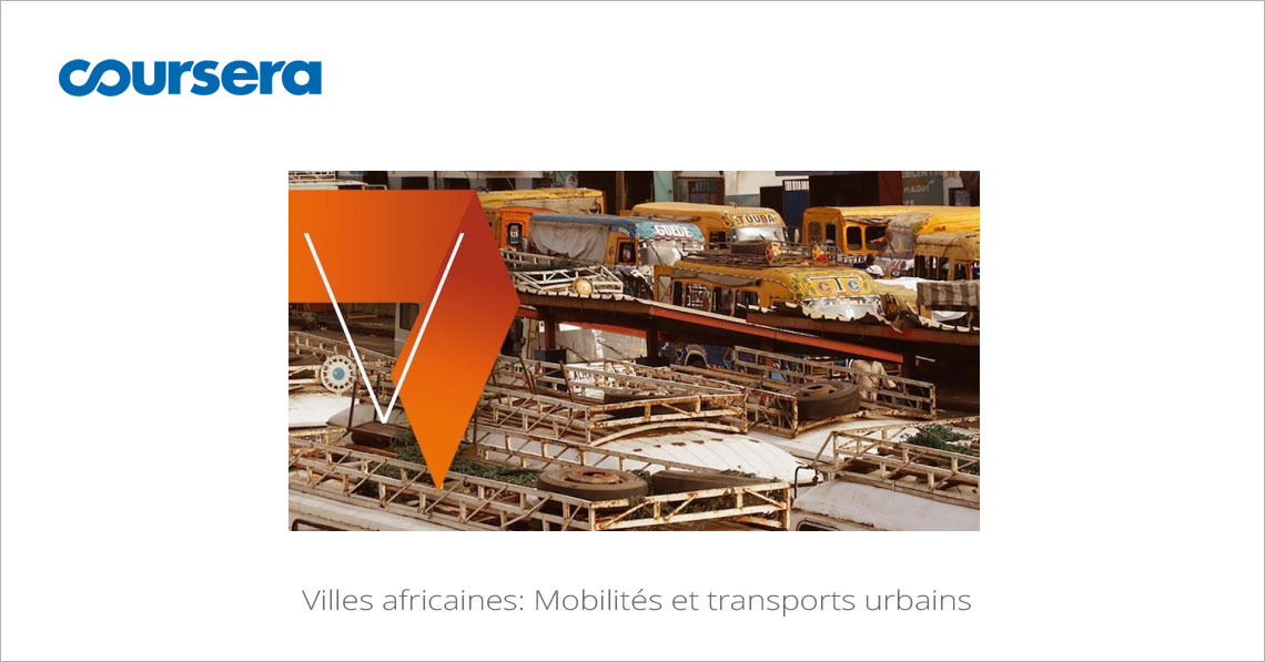 MOOC Villes africaines : Mobilités et transports urbains