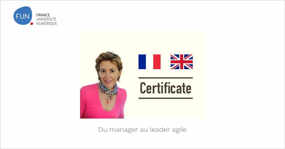 MOOC Du manager au leader agile