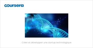 MOOC Créer et développer une startup technologique