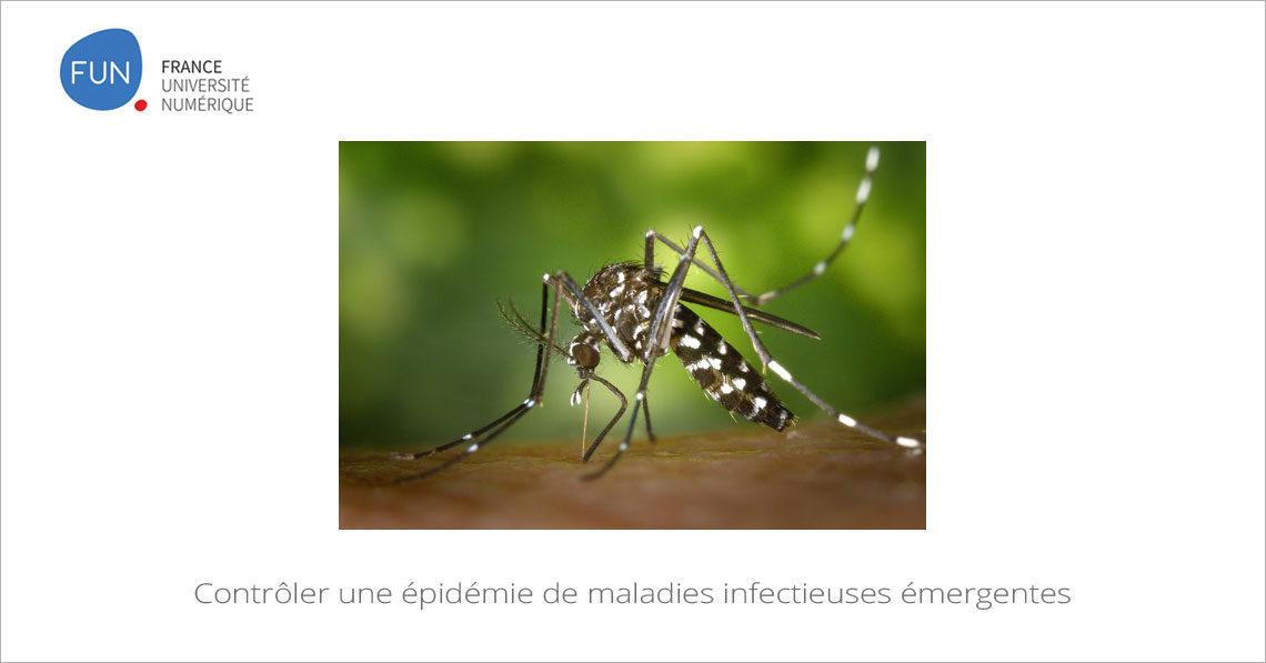 Contrôler une épidémie de maladies infectieuses émergentes