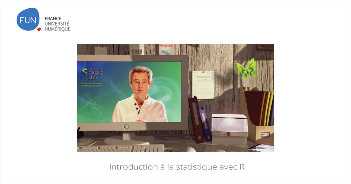 Introduction à la statistique avec R