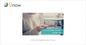Culture digitale pour tous