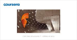 Art des structures 1 : câbles et arcs