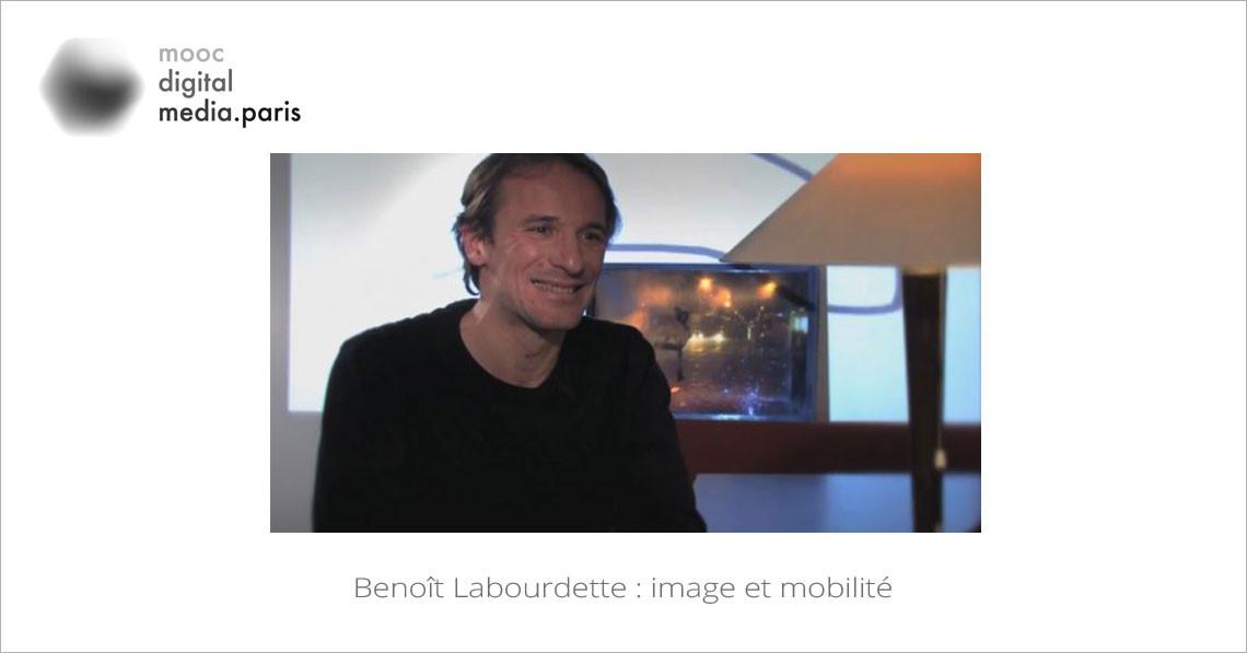 Benoît Labourdette : image et mobilité