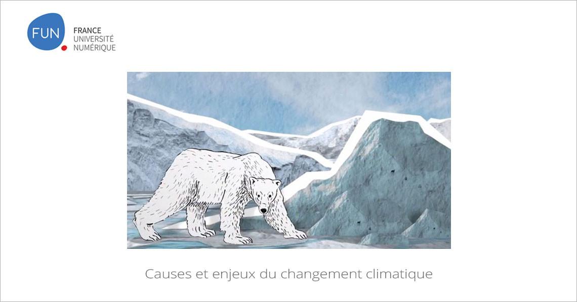 Causes et enjeux du changement climatique