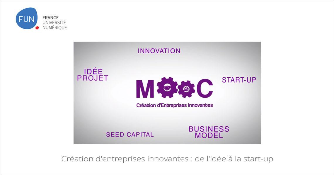 cr ation d 39 entreprises innovantes de l 39 id e la start up mooc francophone. Black Bedroom Furniture Sets. Home Design Ideas
