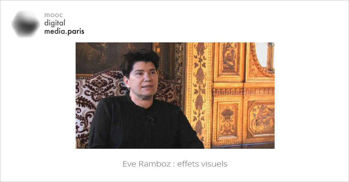 Eve Ramboz : effets visuels