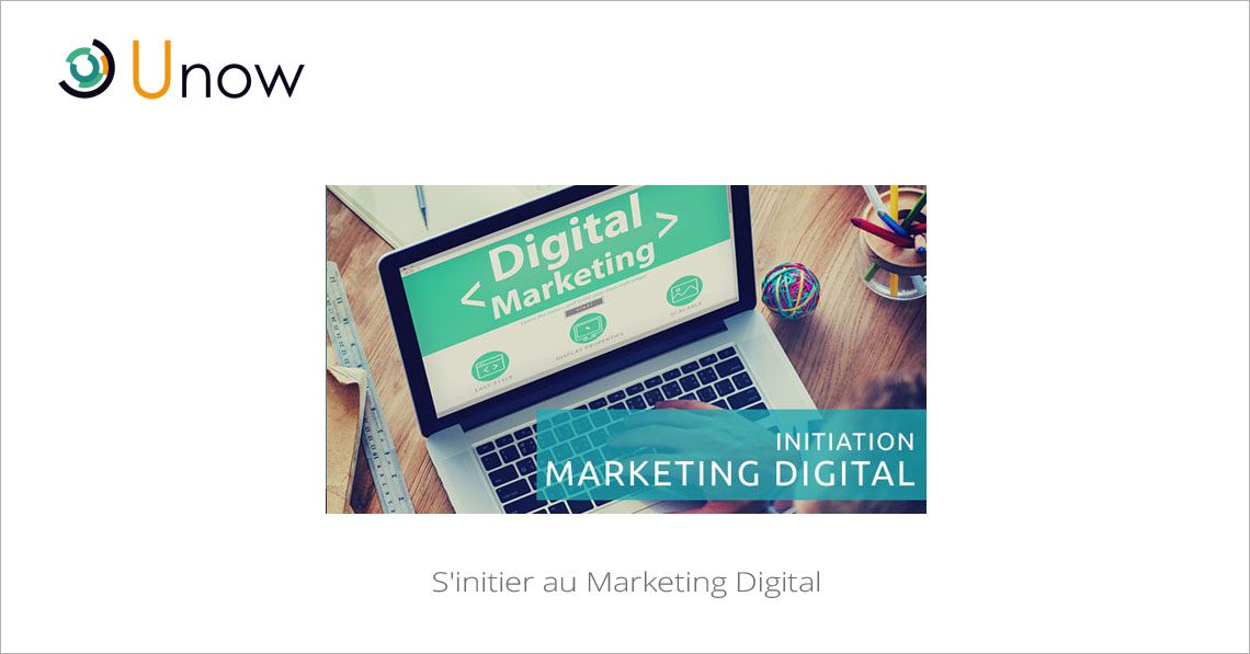 S'initier au Marketing Digital