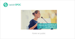 SPOC Parler en public