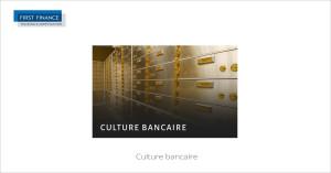 Culture bancaire