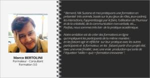 Interview Marco Bertolini, SPOC en Stock