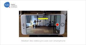 MOOC Réaliser des vidéos pro avec son smartphone