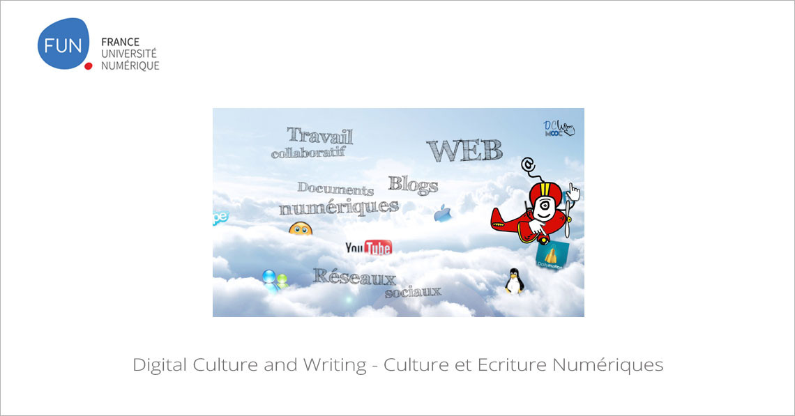MOOC Digital Culture and Writing