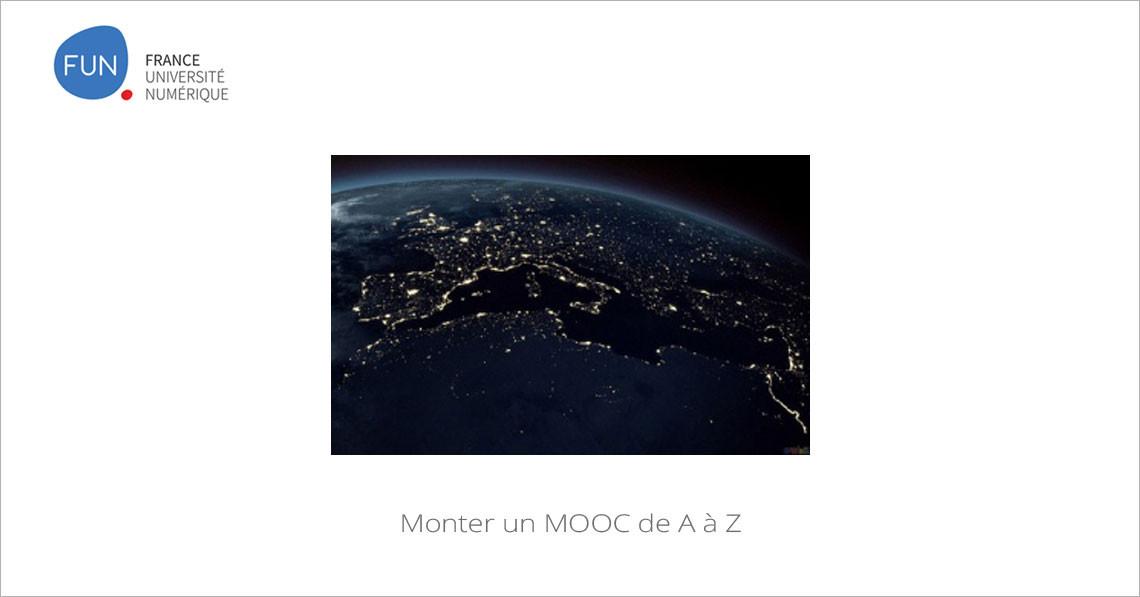 MOOC Monter un MOOC de A à Z