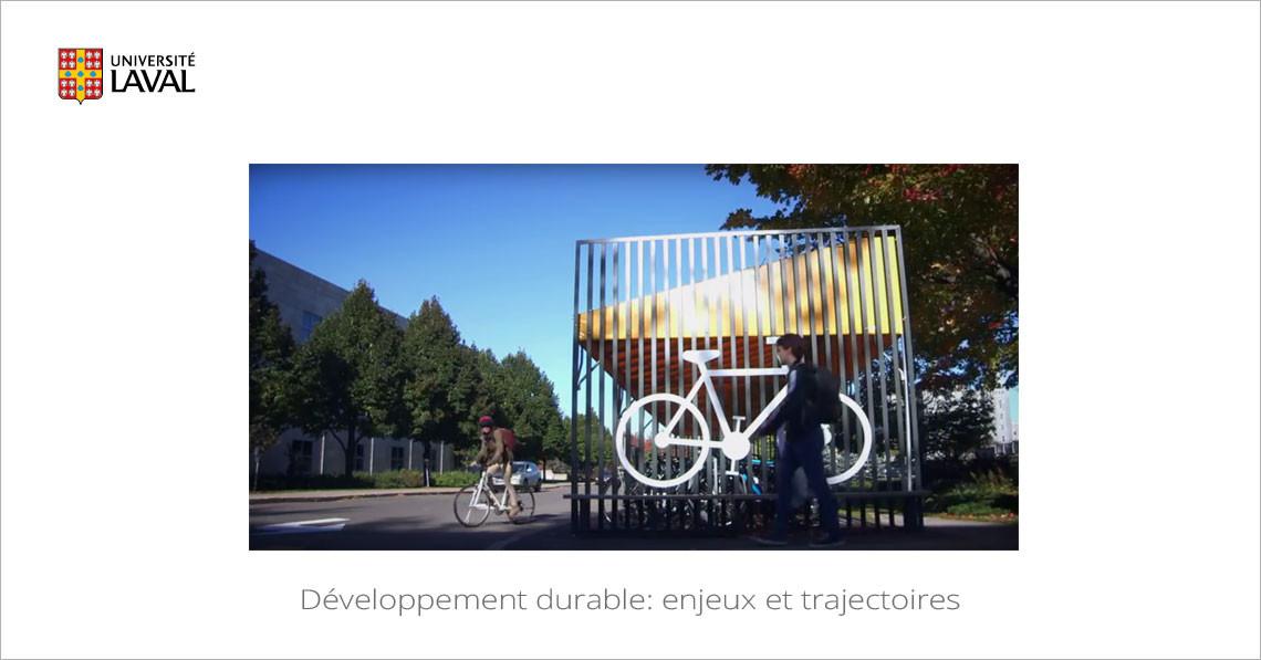 MOOC Développement durable enjeux et trajectoires