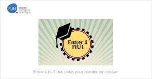 MOOC Entrer à l'IUT : les codes pour booster ton dossier