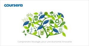 MOOC Comprendre l'écologie, pour une économie innovante