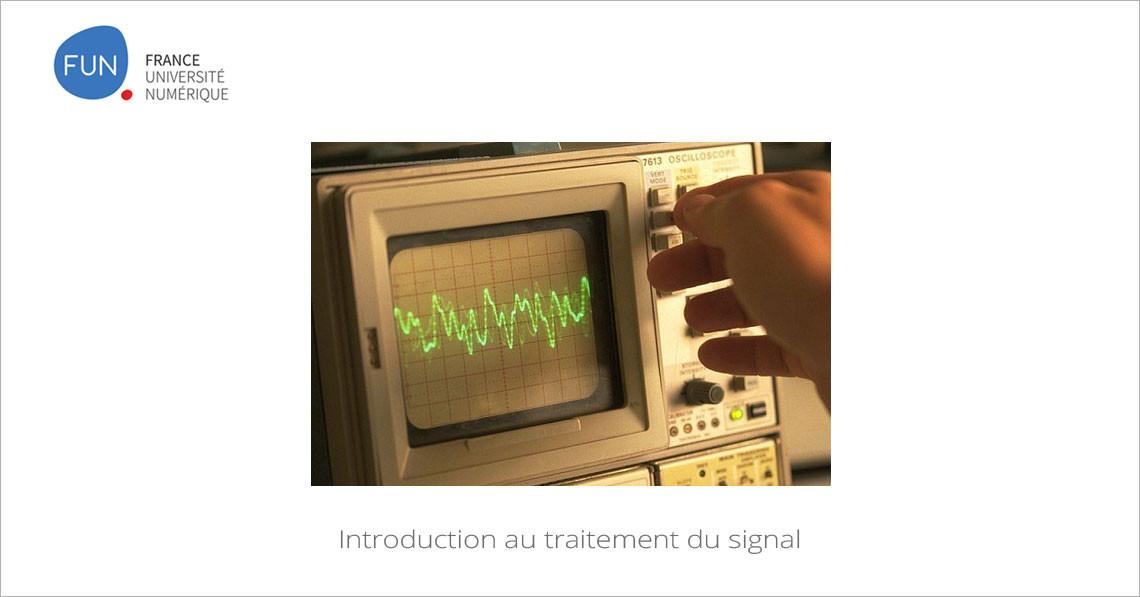 Introduction au traitement du signal
