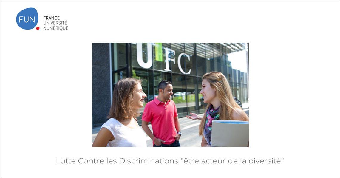 """Lutte Contre les Discriminations """"être acteur de la diversité"""""""