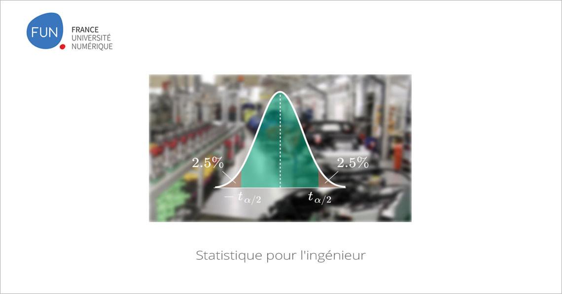 Statistique pour l'ingénieur