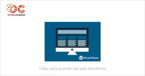 MOOC Créez votre premier site avec WordPress
