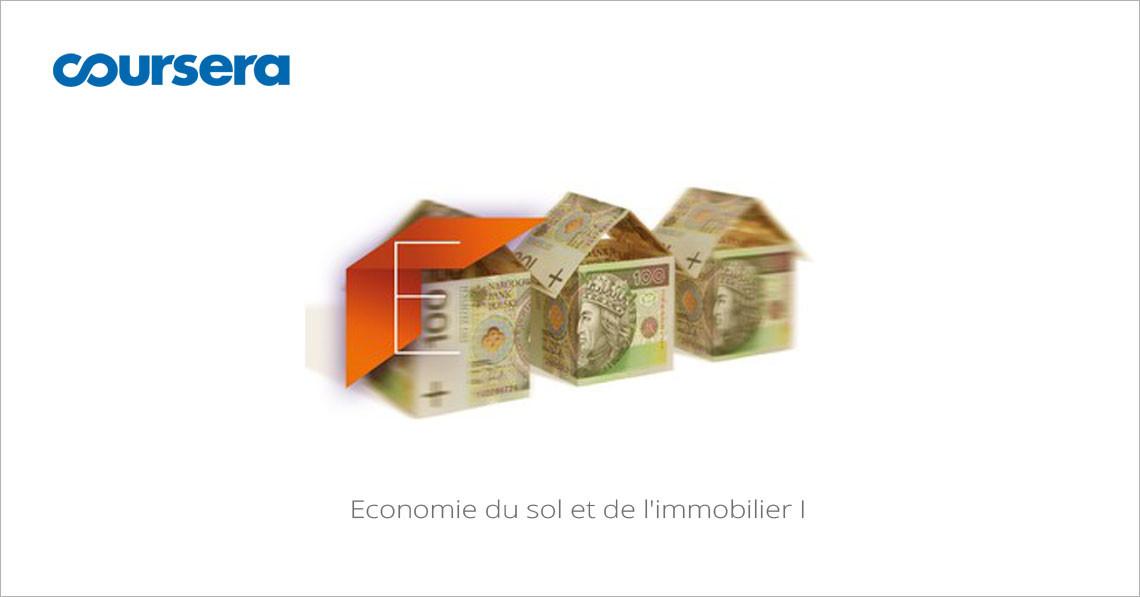 MOOC Economie du sol et de l'immobilier 1