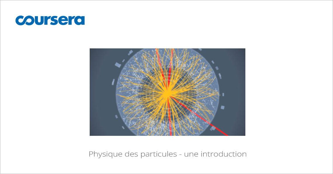 MOOC Physique des particules