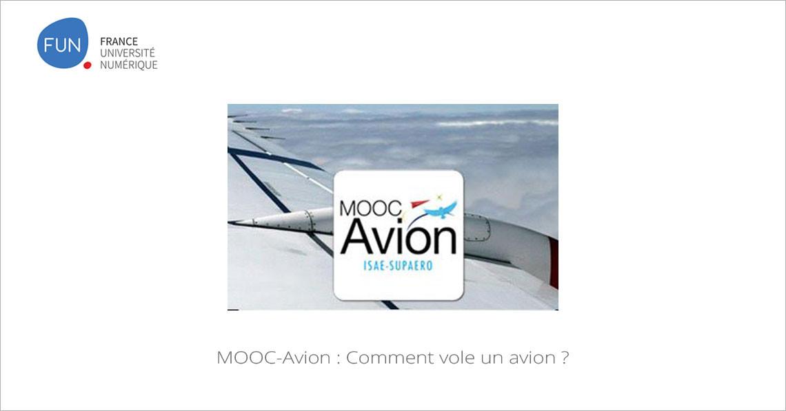 MOOC-Avion : Comment vole un avion ?