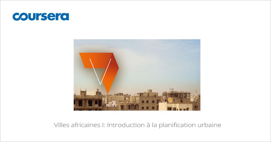Villes africaines I: Introduction à la planification urbaine