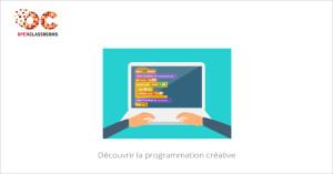 MOOC Découvrir la programmation créative