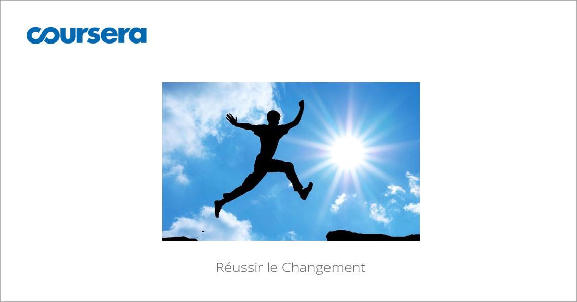 MOOC Réussir le changement