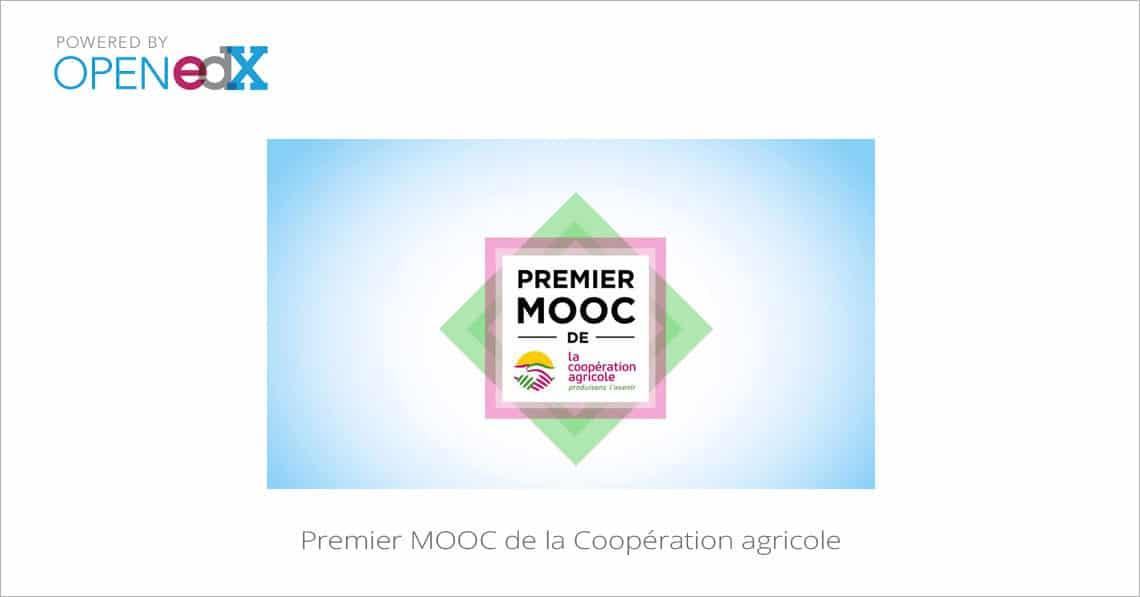 Premier MOOC de la coopérative agricole