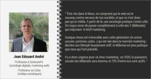 Jean Edouard André, MOOC Civilisation 2.0