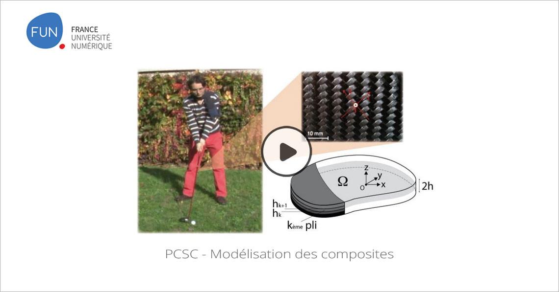 MOOC PCSC - Modélisation des composites