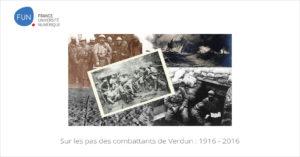 MOOC Sur les pas des combattants de Verdun : 1916 - 2016