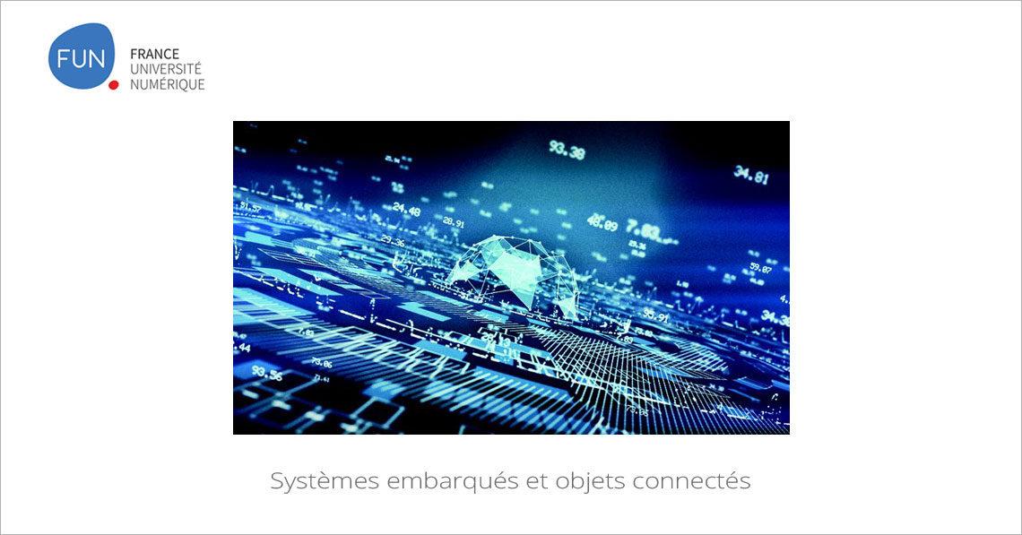MOOC Systèmes embarqués et objets connectés