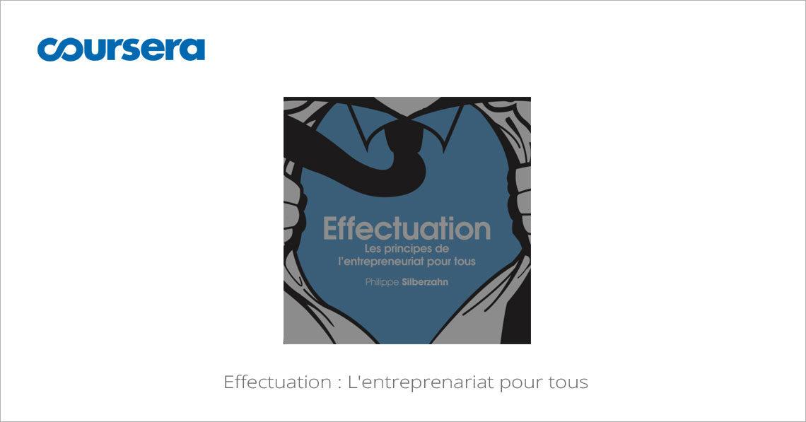 MOOC Effectuation, l'entrepreneuriat pour tous