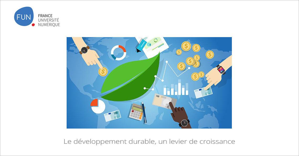 MOOC Le développement durable, un levier de croissance