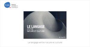 MOOC Le langage entre nature et culture
