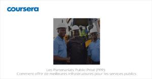 MOOC Les Partenariats Public-Privé (PPP)