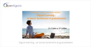 MOOC Digital Learning : se lancer facilement et gratuitement