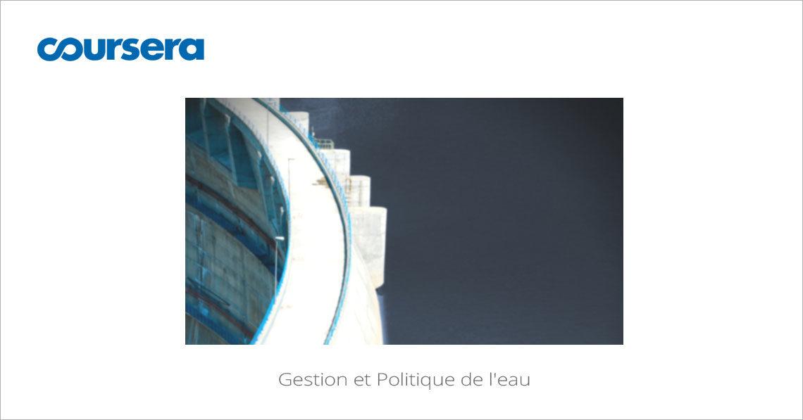 MOOC Gestion et Politique de l'eau