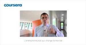 MOOC L'entrepreneuriat qui change le monde