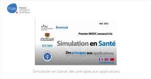 MOOC Simulation en Santé, des principes aux applications