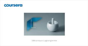 MOOC mécanique lagrangienne