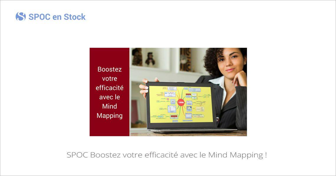 SPOC Boostez votre efficacité avec le Mind Mapping !