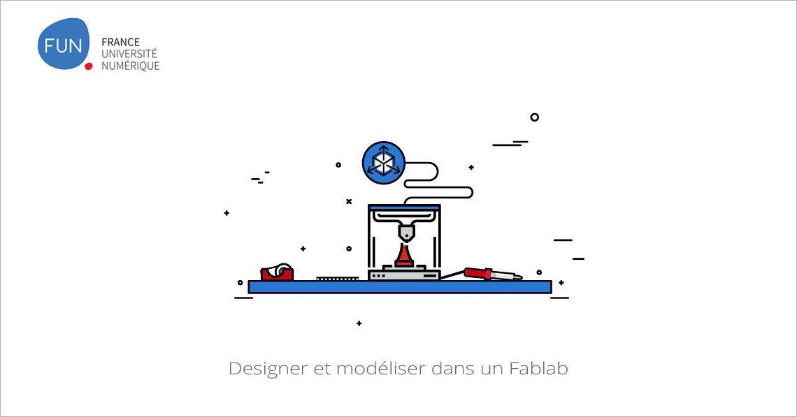 Designer et modéliser dans un Fablab