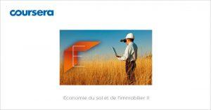 MOOC Economie du sol et de l'immobilier 2
