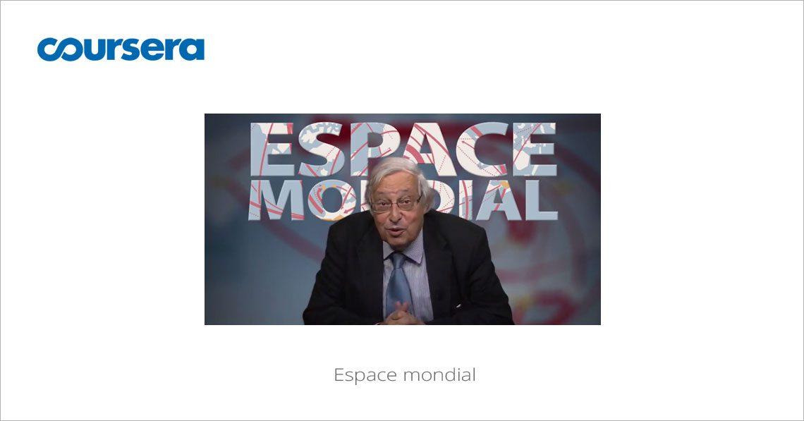 MOOC Espace mondial
