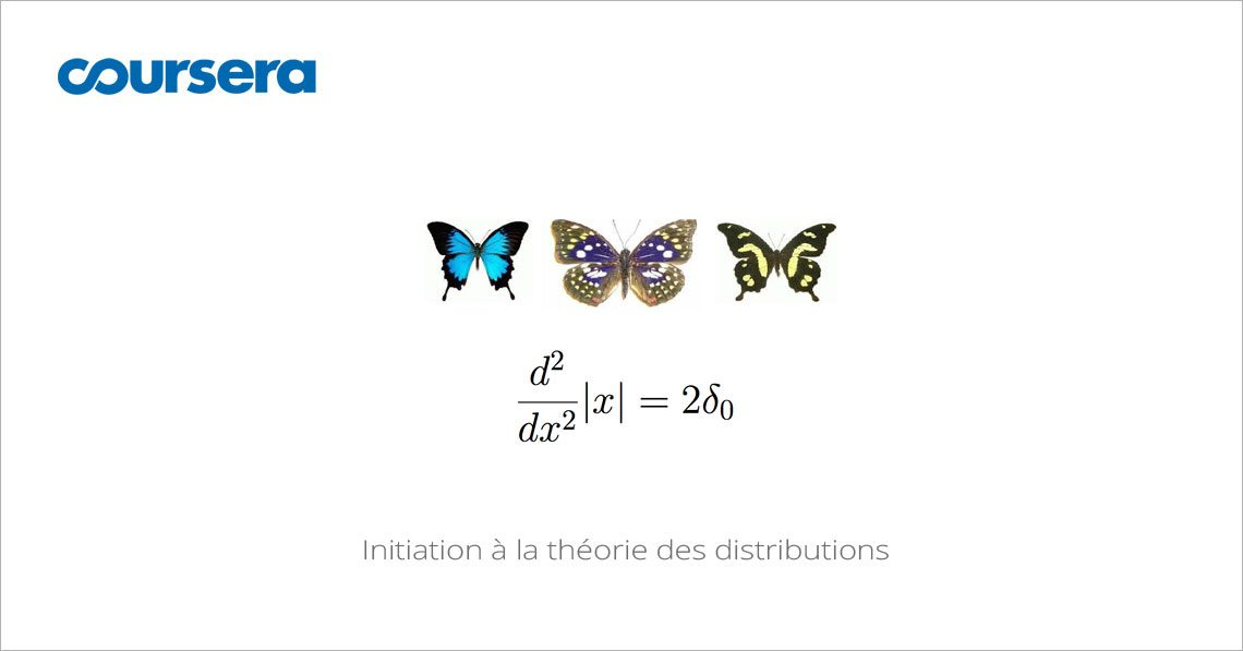 MOOC Initiation à la théorie des distributions
